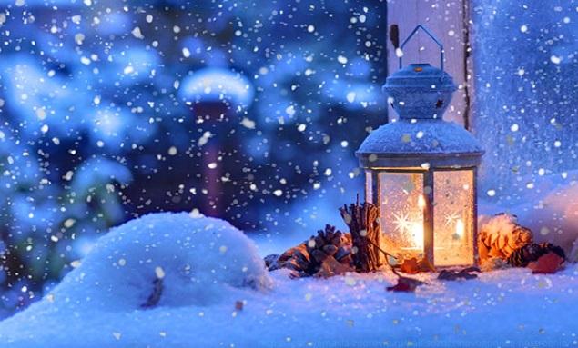 сочельник, ночь перед рождеством