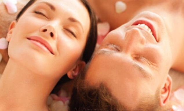 Эфирные масла на день Валентина рецепт, массаж