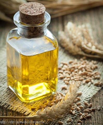 Масло зародышей пшеницы, масло пшеничных зародышей, масло пшеницы